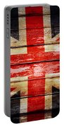 Union Jack Flag  Portable Battery Charger