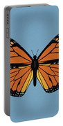 74- Monarch Butterfly Portable Battery Charger