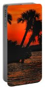 75 Island Sunset Portable Battery Charger