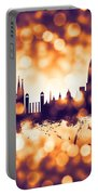 Barcelona Spain Skyline Portable Battery Charger