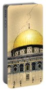 Dome Of The Rock Portable Battery Charger