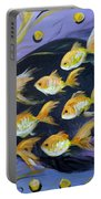 8 Gold Fish Portable Battery Charger