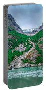 Inside Passage Mountain Views Around Ketchikan Alaska Portable Battery Charger