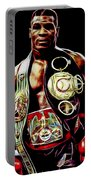 Mike Tyson Collection Portable Battery Charger
