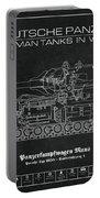 Panzerkampfwagen Maus Portable Battery Charger