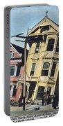 San Francisco Earthquake Portable Battery Charger