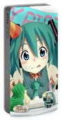 Vocaloid Portable Battery Charger