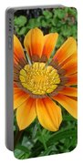 Australia - Orange Flowers Portable Battery Charger