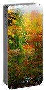 Nature Landscape Lighting Portable Battery Charger