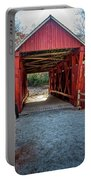 8350- Campbell's Covered Bridge Portable Battery Charger