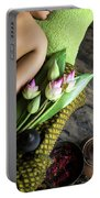 Asian Massage Spa Natural Organic Beauty Treatment Portable Battery Charger