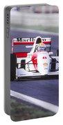 Ayrton Senna Portable Battery Charger