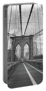 Brooklyn Bridge - New York City Portable Battery Charger