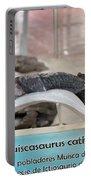 Centro De Investigaciones Paleontologicas Portable Battery Charger