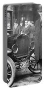 Henry Ford, 1863-1947 Portable Battery Charger