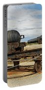 9 Inch Guns At Needles Old Battery Portable Battery Charger