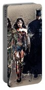 Justice League Portable Battery Charger