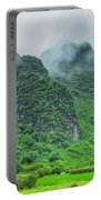 Karst Mountains Rural Scenery Portable Battery Charger