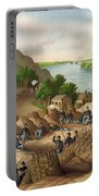 Siege Of Vicksburg, 1863 Portable Battery Charger