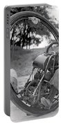 90 M P H Monocycle - 1933 Portable Battery Charger