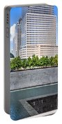 911 Memorial - Panorama Portable Battery Charger