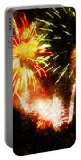 A 4th Celebration  Portable Battery Charger