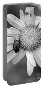 A Beetle And A Daisy  Portable Battery Charger