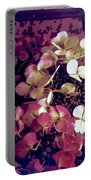 A Bevy Of Hydrangeas  Portable Battery Charger