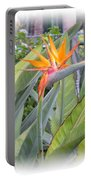 A Bird In Paradise Portable Battery Charger