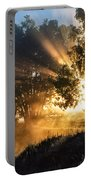 A Blast Of Sunrise Portable Battery Charger