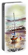A Boat On Anglesey 01 Portable Battery Charger