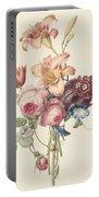 A Bouquet, Henriette Geertruida Knip, Ca. 1820 Portable Battery Charger