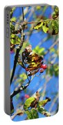 A Branch Standing Out From The Crowd Portable Battery Charger