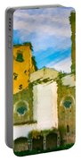 A Breeze Over Florence Portable Battery Charger