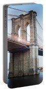 New York Bridge Portable Battery Charger