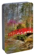 A Bridge To Spring Portable Battery Charger