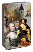 A Brief History Of Women And Dreams Portable Battery Charger