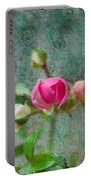 A Bud - A Rose Portable Battery Charger
