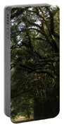 A Canopy Of Trees Portable Battery Charger
