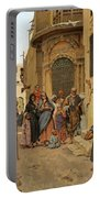 A Captive Audience. Cairo Portable Battery Charger