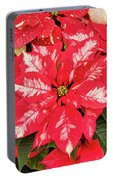 A Christmas Flower Portable Battery Charger