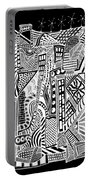 A City 2...   -  Une Ville 2... Portable Battery Charger