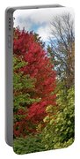 A Collection Of Fall Colours Portable Battery Charger