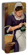 A Colonial Lady Knits Portable Battery Charger
