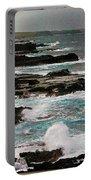A Dangerous Coastline Portable Battery Charger