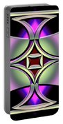 A Dark Splash Of Color 41 Portable Battery Charger