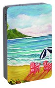 A Day In Paradise #354 Portable Battery Charger