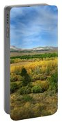 A Fall Day In The Sierras Portable Battery Charger