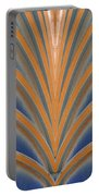 A Fan Of Art Deco Portable Battery Charger