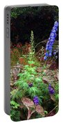 A Field Of Wildflowers Portable Battery Charger